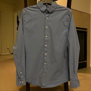 Men's Express 1MX Button Down Shirt